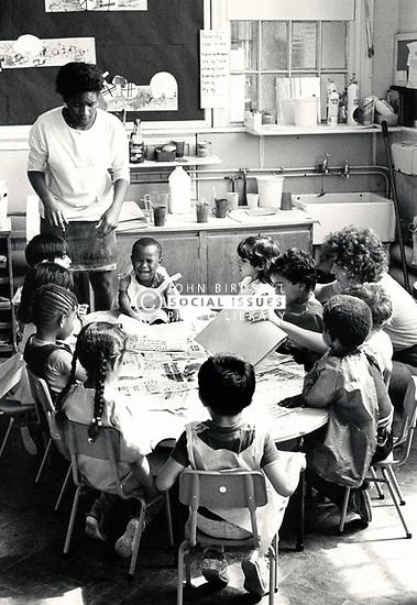 Primary school Birmngham UK 1987