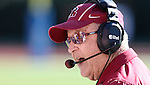 FSU coach Bobby Bowden directs the second half of the Seminoles 51-24 defeat of the Duke Blue Deviles at Wallace Wade Stadium in Durham, North Carolina October 14, 2006.   (Mark Wallheiser/TallahasseeStock.com)
