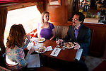 California: Napa City, Napa Valley Wine Train. Photo copyright Lee Foster.  Photo # canapa107361