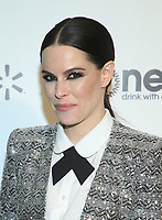 09 February 2020 - West Hollywood, California - Emily Hampshire. 28th Annual Elton John Academy Awards Viewing Party held at West Hollywood Park. Photo Credit: FS/AdMedia
