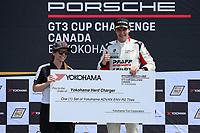 Yokohama Hard Charger Award, #35 Pfaff Motorsports, Porsche 991 / 2014, GT3CG: Sam Fellows