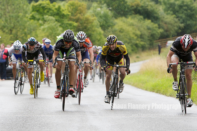 Pix: Shaun Flannery/shaunflanneryphotography.com...COPYRIGHT PICTURE>>SHAUN FLANNERY>01302-570814>>07778315553>>..17th July 2011.............Doncaster Wheelers Summer Road Race, Pickburn, Doncaster.