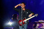 """CANCUN, QUINTANA ROO, MEXICO., October 15th, 2012. - The Spanish singer Alejandro Sanz, who won Platinum in Mexico for high sales of his latest album """"La Música No Se Toca"""", delighted thousands of attendees attended the concert at the Beto Avila stadium in Cancun Quintana Roo Mexico on October 15th, 2012. Alejandro Sanz, who has sold over 25 million copies of her albums worldwide, winner of 16 Latin Grammy Awards and three Grammys, and has collaborated with various artists, delighted his fans with songs from his recent material and interpreted the successes that have been placed in the public taste. ..(Photo:HugoOrtuño/NortePhoto)"""