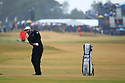 Dustin Johnson (USA) during the second round of the 147th Open Championship played at Carnoustie Links, Angus, Scotland. 20/07/2018<br /> Picture: Golffile | Phil Inglis<br /> <br /> All photo usage must carry mandatory copyright credit © Phil INGLIS