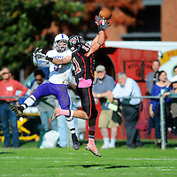 Wesleyan Football vs. Amherst for the Middletown Press 10/20/12