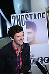 Michael Urie attends the Off-Broadway cast photo call for 'Torch Song' on September 19, 2017 at the Second Stage Rehearsal Studios in New York City.