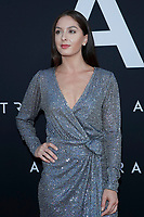 LOS ANGELES - SEP 18:  Kayla Adams at the Ad Astra Premiere at the ArcLight Theater on September 18, 2019 in Los Angeles, CA