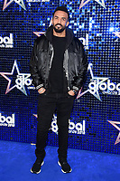 Craig David arriving for the Global Awards 2018 at the Apollo Hammersmith, London, UK. <br /> 01 March  2018<br /> Picture: Steve Vas/Featureflash/SilverHub 0208 004 5359 sales@silverhubmedia.com