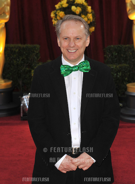 Nick Park at the 82nd Annual Academy Awards at the Kodak Theatre, Hollywood..March 7, 2010  Los Angeles, CA.Picture: Paul Smith / Featureflash