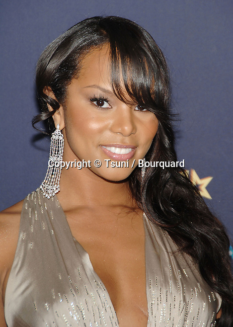 Luckett LeToya  backstage at the BET Awards at the Shrine Auditorium  In Los Angeles. . June 27, 2006.