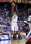 UK's Marquis Teague shoots a three against Georgia at Rupp Arena on Friday, March 2, 2012. Photo by Scott Hannigan | Staff