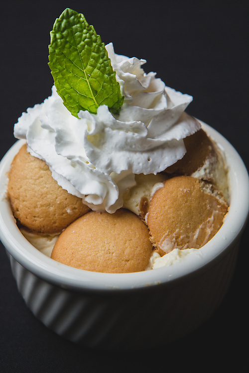 Raleigh, North Carolina - Friday January 8, 2016 - Banana pudding at Tupelo Honey in Raleigh, North Carolina.