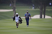 Prom Meesawat (THA) on the 6th fairway during Round 1 of the UBS Hong Kong Open, at Hong Kong golf club, Fanling, Hong Kong. 23/11/2017<br /> Picture: Golffile | Thos Caffrey<br /> <br /> <br /> All photo usage must carry mandatory copyright credit     (&copy; Golffile | Thos Caffrey)