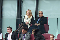 West Ham owner David Sullivan during West Ham United vs Everton, Premier League Football at The London Stadium on 13th May 2018