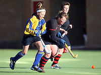 Havering HC Ladies 3rd XI vs Upminster HC Ladies 3rd XI 22-11-08