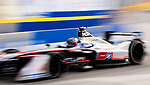 Edoardo Mortara of Switzerland from Venturi Formula E Team competes during the FIA Formula E Hong Kong E-Prix Round 2 at the Central Harbourfront Circuit on 03 December 2017 in Hong Kong, Hong Kong. Photo by Victor Fraile / Power Sport Images