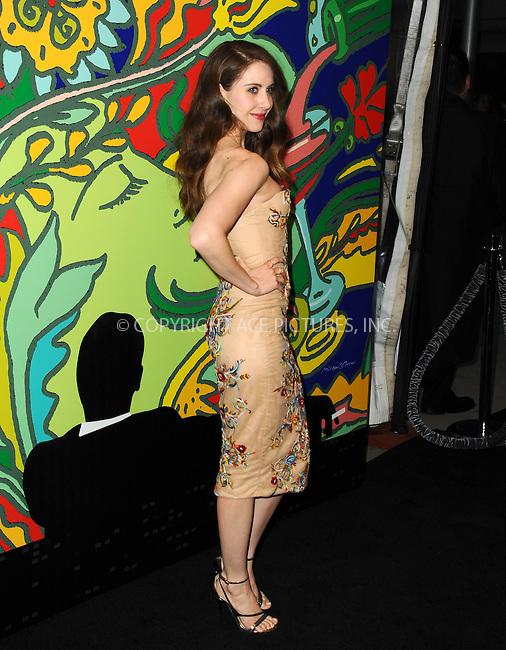 WWW.ACEPIXS.COM<br /> <br /> April 2 2014, LA<br /> <br /> Alison Brie arriving at AMC's 'Mad Men' Season 7 premiere at ArcLight Cinemas on April 2, 2014 in Hollywood, California<br /> <br /> By Line: Peter West/ACE Pictures<br /> <br /> <br /> ACE Pictures, Inc.<br /> tel: 646 769 0430<br /> Email: info@acepixs.com<br /> www.acepixs.com