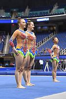 Isabel Chang, Alexandra Gladkova, Caitlyn Kicza (EAGC)