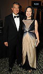 "Anne and Albert Chao at ""Modern"" the  Museum of Fine Arts Houston's Grand Gala Ball  Friday Oct. 12,2012.(Dave Rossman photo)"