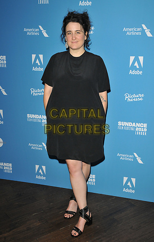 "Sophie Hyde at the ""Animals"" Sundance London film festival European premiere, Picturehouse Central, Corner of Shaftesbury Avenue and Great Windmill Street, London, England, UK, on Friday 31st May 2019.<br /> CAP/CAN<br /> ©CAN/Capital Pictures"