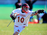 Mitchell College Lacrosse 3/26/2011