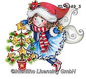 CHRISTMAS CHILDREN, WEIHNACHTEN KINDER, NAVIDAD NIÑOS, paintings+++++,KL6149/5,#xk#