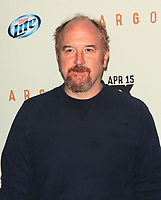 ***FILE PHOTO**  Louis C.K. Film Premiere Cancelled Amid Sexual Misconduct Allegations<br /> <br /> NEW YORK, NY - APRIL 9: Louis C.K. arrives at the FX Networks Upfront Premiere Screening of 'Fargo' at the SVA Theater on April 9, 2014 in New York City.  <br /> CAP/MPI99<br /> &copy;MPI99/Capital Pictures