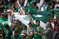 Passionate support during Pakistan vs Bangladesh, ICC World Cup Cricket at Lord's Cricket Ground on 5th July 2019