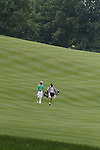 Rory McIlroy (NIR) on the 16th fairway on day 1 of the World Golf Championship Bridgestone Invitational, from Firestone Country Club, Akron, Ohio. 4/8/11.Picture Fran Caffrey www.golffile.ie