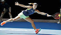 MELBOURNE,AUSTRALIA,25.JAN.18 - TENNIS - WTA World Tour, Grand Slam, Australian Open. Image shows Angelique Kerber (GER). Photo: GEPA pictures/ Matthias Hauer / Copyright : explorer-media