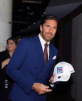 www.acepixs.com<br /> <br /> September 11 2017, New York City<br /> <br /> Henrik Lundqvist at the Annual Charity Day hosted by Cantor Fitzgerald, BGC and GFI at Cantor Fitzgerald on September 11, 2017 in New York City<br /> <br /> By Line: William Jewell/ACE Pictures<br /> <br /> <br /> ACE Pictures Inc<br /> Tel: 6467670430<br /> Email: info@acepixs.com<br /> www.acepixs.com