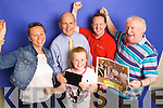 Winner of the JLS golden ticket Competition Liana Williams Fenit celebrating in Tyesday, From Left Winner of the JLS golden ticket Competition Liana Williams Fenit celebrating in Tyesday, From Left Jenifer Williams, Brendan Kennelly, Kerry's Eye Liana Williams, Bryan Carr and Danny Leane.