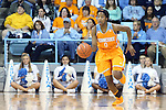 11 November 2013: Tennessee's Jordan Reynolds. The University of North Carolina Tar Heels played the University of Tennessee Lady Vols in an NCAA Division I women's basketball game at Carmichael Arena in Chapel Hill, North Carolina. Tennessee won the game 81-65.