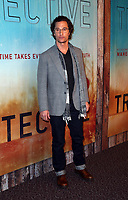 LOS ANGELES, CA - JANUARY 10: Matthew McConaughey, at the Los Angeles Premiere of HBO's True Detective Season 3 at the Directors Guild Of America in Los Angeles, California on January 10, 2019. Credit: Faye Sadou/MediaPunch