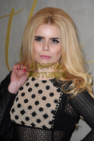 LONDON, ENGLAND - NOVEMBER 3: Paloma Faith attends the Burberry Festive Film Premiere at Burberry Regent Street on November 3, 2015 in London, England.<br /> CAP/BEL<br /> &copy;BEL/Capital Pictures