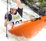 2011.06.12 European Senior Canoe Slalom Chapionships Semifianls K1M C1M