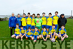 LB Rovers travelled to Fenit last Saturday morning in the U15 cup.