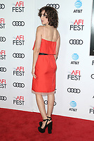 12 November 2017 - Hollywood, California - Alison Brie. &quot;The Disaster Artist&quot; AFI FEST 2017 Screening held at TCL Chinese Theatre. <br /> CAP/ADM/FS<br /> &copy;FS/ADM/Capital Pictures