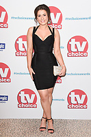 Jasmine Armfield at the TV Choice Awards 2017 at The Dorchester Hotel, London, UK. <br /> 04 September  2017<br /> Picture: Steve Vas/Featureflash/SilverHub 0208 004 5359 sales@silverhubmedia.com