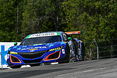 IMSA WeatherTech SportsCar Championship<br /> Mobil 1 SportsCar Grand Prix<br /> Canadian Tire Motorsport Park<br /> Bowmanville, ON CAN<br /> Friday 7 July 2017<br /> 93, Acura, Acura NSX, GTD, Andy Lally, Katherine Legge<br /> World Copyright: Richard Dole/LAT Images<br /> ref: Digital Image DOLE_CTMP_17_00193