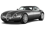 Front three quarter view of a 2009 - 2014 Wiesmann MF4 GT 2 Door Coupe.