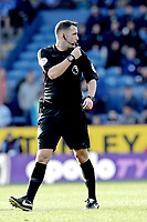 Referee Christopher Kavanagh <br /> <br /> Photographer Rich Linley/CameraSport<br /> <br /> The Premier League - Burnley v Huddersfield Town - Saturday 6th October 2018 - Turf Moor - Burnley<br /> <br /> World Copyright &copy; 2018 CameraSport. All rights reserved. 43 Linden Ave. Countesthorpe. Leicester. England. LE8 5PG - Tel: +44 (0) 116 277 4147 - admin@camerasport.com - www.camerasport.com