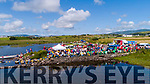 The sun came out for the Kerry Coastal Rowing Championships at Waterville Lake on Saturday.