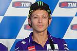 gp mugello (italia)<br /> press conference with the riders<br /> valentino rossi