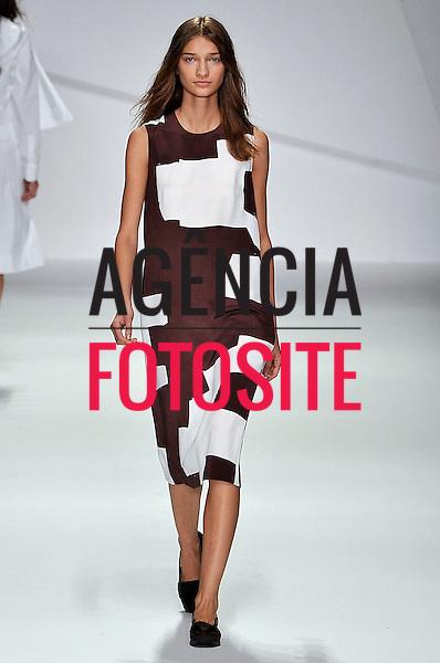 Londres, Inglaterra &sbquo;09/2014 - Desfile de Jasper Conran durante a Semana de moda de Londres  -  Verao 2015. <br /> <br /> Foto: FOTOSITE