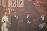 Foto LaPresse -Stefano De Grandis<br /> 29/11/2017  Milano ( italy )<br /> <br /> presentazione giro d'Italia<br /> workshop<br /> <br /> nella foto: Mario Orfeo, Urbano Cairo<br /> <br /> <br /> Foto LaPresse -Stefano De Grandis<br /> 29/11/2017  Milano ( italy )<br /> <br /> Giro D'Italia 2018 presentation<br /> <br /> in the pic: Mario Orfeo, Urbano Cairo