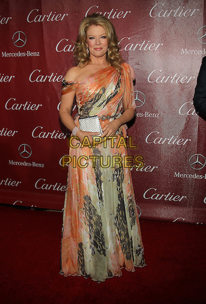 4 Januray 2014 - Palm Springs, California - Mary Hart. 25th Annual Palm Springs International Film Festival held at the Palm Springs Convention Ceter.<br /> CAP/ADM/KB<br /> &copy;Kevan Brooks/AdMedia/Capital Pictures
