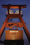 Europe, DEU, Germany, Northrhine Westphalia, Ruhr district, Ruhr area, Essen, Industrial Monument, Zeche Zollverein Schacht XII, Mine Building....[ For each utilisation of my images my General Terms and Conditions are mandatory. Usage only against use message and proof. Download of my General Terms and Conditions under http://www.image-box.com or ask for sending. A clearance before usage is necessary...Material is subject to royalties. Each utilisation of my images is subject to a fee in accordance to the present valid MFM-List...Contact | archive@image-box.com | www.image-box.com ]
