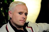 Aug 30, 2009: THE PRODIGY - Keith Flint interview in Paris France