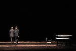 Auf dem Gebirge hat man ein Geschrei gehörtCréation le 13 mai 1984Schauspielhaus de WuppertalChorégraphie : Pina BauschDécors : Peter PabstCostumes : Marion CitoCollaboration : Hans PopCollaboration musicale : Matthias BurkertDramaturgie : Raimund HogheMusique : Tommy Dorsey, Billie Holiday, Henry PurceIl, Heinrich Schütz, Felix Mendelssohn-Bartholdy, Gerry Mulligan, Johnny Hodges, Fred Astaire, Lucienne Boyer, Boris VianAvec  les danseurs du Tanztheater de Wuppertal : Emma Barrowman, Rainer Behr, Andrey Berezin, Michael Carter, Cagdas Ermis, Jonathan Fredrickson, Ditta Miranda Jasjfi, Scott Jennings, Nayoung Kim, Dominique Mercy, Bianca Noguerol Ramirez, Breanna O'Mara, Nazareth Panadero, Jean-Laurent Sasportes, FranKo Schmidt, Azusa Seyama, Julie Anne Stanzak, Julian Stierle, Michael Strecker, Fernando Suels Mendoza, Tsai-Wei Tien, Paul White, Simon Wolant, Ophelia Young, Tsai-Chin YuLieu : Théâtre du ChateletVille : ParisDate : 19/05/2016